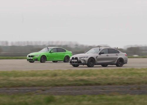 VIDEO – Nouvelle BMW M3 Competition ou ancienne modifiée : laquelle est la plus rapide ?
