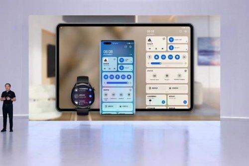 Harmony OS 2.0 vorgestellt: Huawei will Android-Alternative etablieren