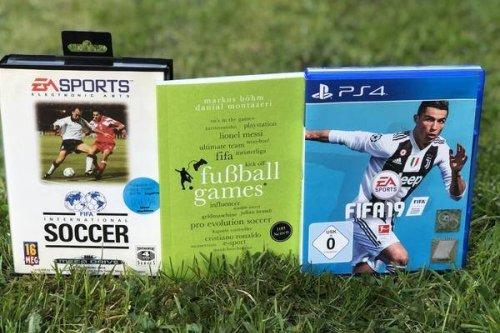 """""""FIFA""""- oder """"PES""""-Fan? Dann schau Dir dieses Buch unbedingt an"""