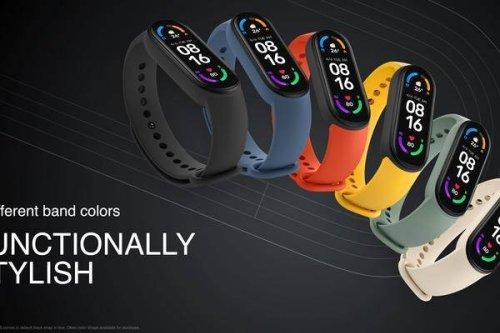 Xiaomi Mi Band 6 vorgestellt: Viele Features zum kleinen Preis