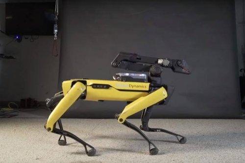 News zu Drohnen und Robotern bei TURN ON cover image