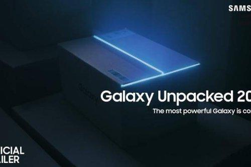 "Samsung Galaxy Unpacked am 28. April: Das ""stärkste Galaxy"" kommt"
