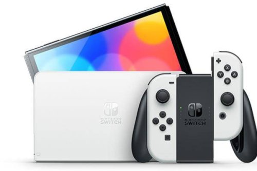Nintendo stellt überraschend neues OLED-Modell der Switch vor