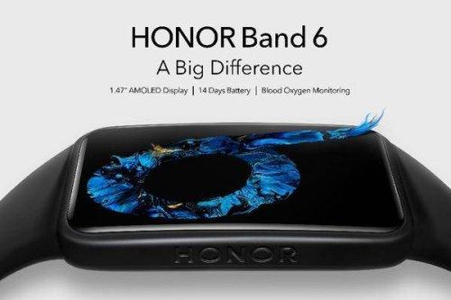 Honor Band 6: Ab April in Deutschland erhältlich