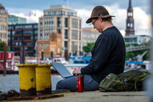 Mit dem Outdoor-Laptop Acer Enduro Urban N3 erlebe ich neue Abenteuer