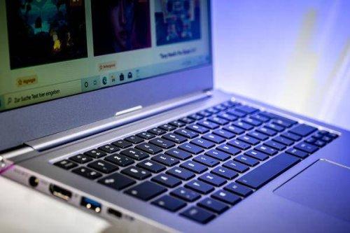 Laptop mit beleuchteter Tastatur: 7 empfehlenswerte Notebooks