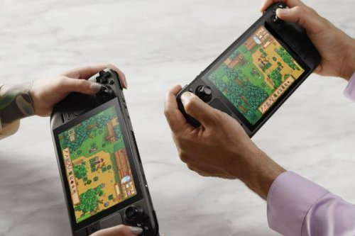 """Valve stellt Steam Deck vor: """"Nintendo Switch für Steam"""""""