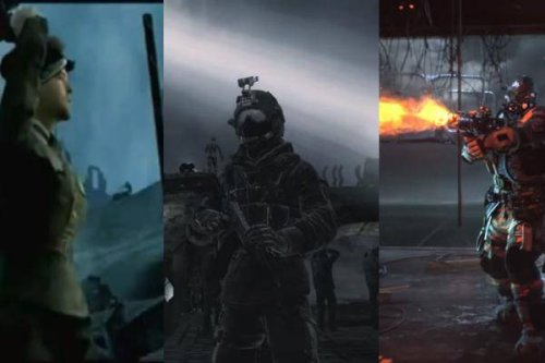"""""""Call of Duty""""-Reihenfolge: Alle Teile der Hauptreihe im Überblick"""