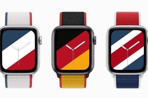 """Zu Olympia 2021: Apple Watch """"International Collection"""" vorgestellt"""
