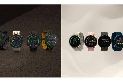 Vantage M2 und Ignite 2 erweitern Fitnessuhren-Modelle von Polar