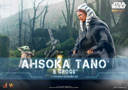 The Mandalorian: presentate le nuove statuette di Ahsoka Tano e Grogu - tuttoteK