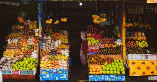 Сельско-хозяйственный рынок в Бразилии