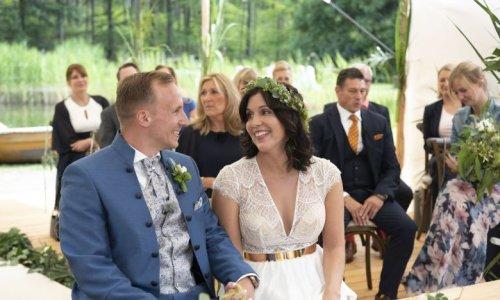 """Fremd aber verheiratet: """"Hochzeit auf den ersten Blick"""" kommt zurück"""