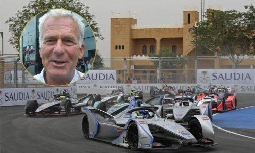 Christian Danner kommentiert Formel E und eine bisschen Formel 1