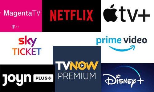 Streaming-Portale: Die wichtigsten im Überblick