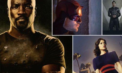 Marvel-Serien • Reihenfolge & Streaminglinks