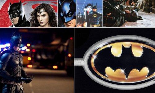 Alle Batman Filme • In chronologischer Reihenfolge