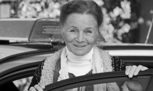Deutschlands erste TV-Kommissarin Ingrid Fröhlich ist tot