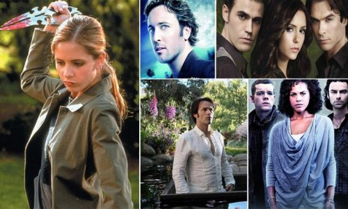 Die 7 besten Vampirserien aller Zeiten