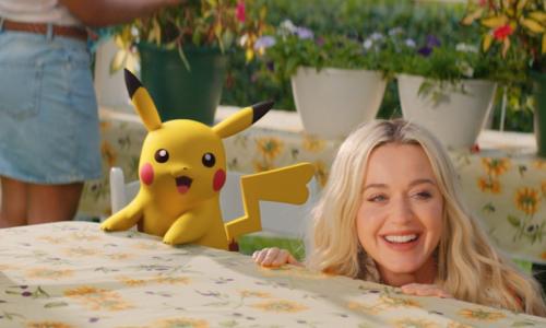 """Pokémon: Katy Perry – Das ist ihr neuer Song """"Electric"""" mit Pikachu"""