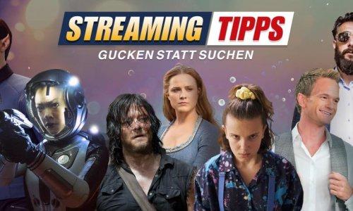 Streamingtipps – Gucken statt suchen!