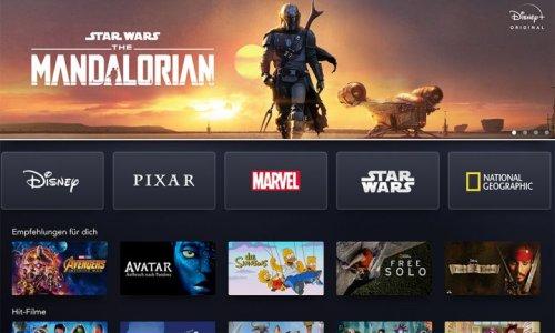 Disney+ • Kosten, Serien, Filme & mehr