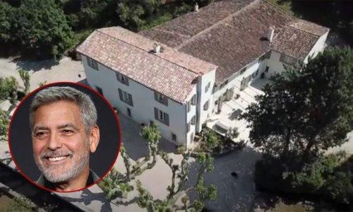 George Clooney: Ein Weingut zum 60. Geburtstag