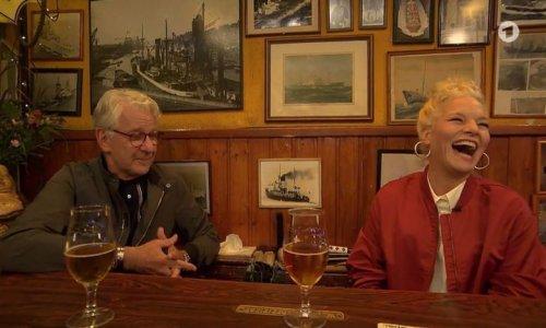 """""""Inas Nacht"""": Der eitle Herr Reif trägt gern Kilt"""