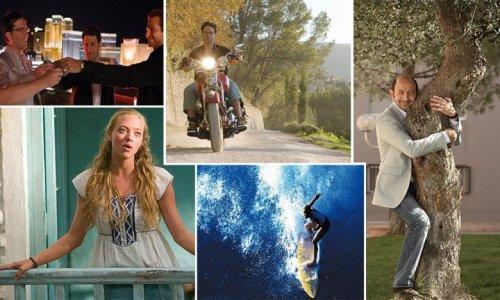 Die 18 besten Urlaubsfilme aller Zeiten