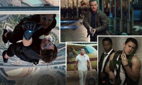 Die geilsten Actionfilme für einen explosiven Abend!