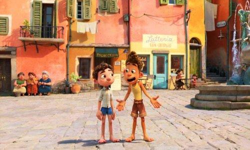 """Überraschung im Trailer für den neuen Pixar-Film """"Luca"""""""