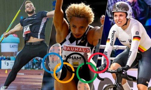 Olympia im TV: Die Auftritte der deutschen Medaillenhoffnungen