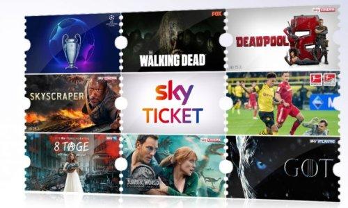 Sky Ticket • Kosten, Vorteile, Kündigen