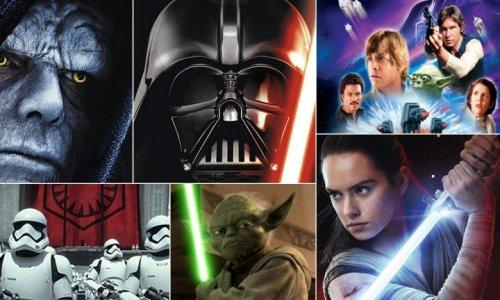 Alle Star Wars Filme • Das ultimative Ranking