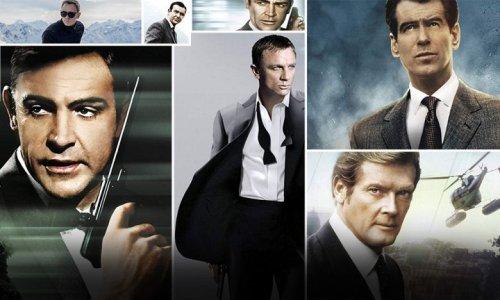 Alle 24 James-Bond-Filme • Von Flop bis top