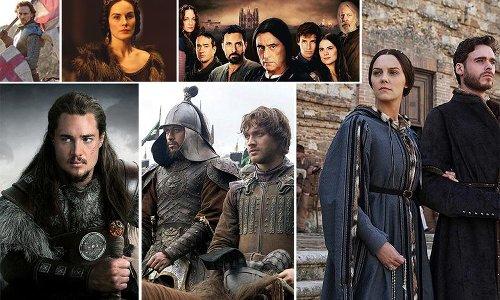 Die 11 besten Mittelalter-Serien aller Zeiten