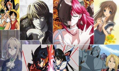 Die 12 besten Anime-Serien aller Zeiten