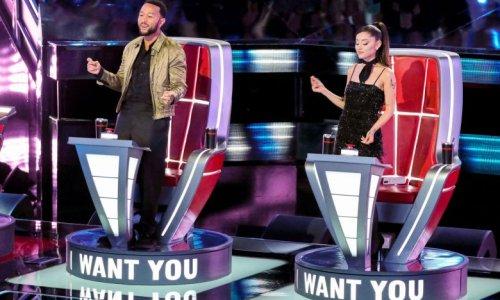"""Diese Sängerin riss Ariana Grande bei """"The Voice"""" vom Stuhl"""