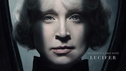 Gwendoline Christie Is Lucifer in New Posters for Netflix's The Sandman