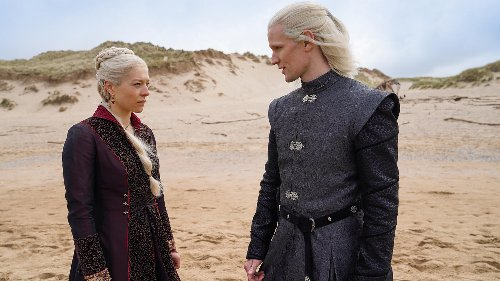 Game of Thrones Prequel House of the Dragon Shares First Look Photos