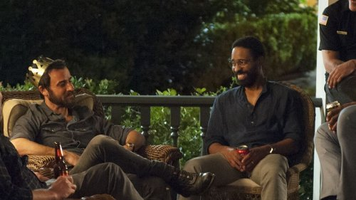 Kevin Carroll Talks 'The Leftovers' and Profound Uncertainty