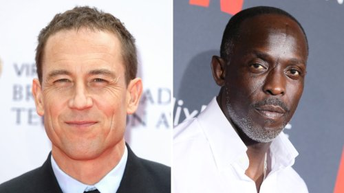 'The Crown' Star Tobias Menzies Dedicates His Emmy Win to Michael K. Williams