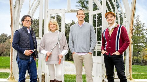'Clipped': Martha Stewart Puts Topiary Artists to the Test on Discovery+