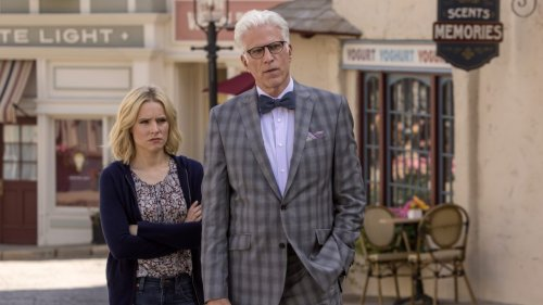 Ask Matt: Nadine's 'Madam Secretary' Exit In Praise of Ted Danson, 'The Good Place,' Sterling K. Brown and More