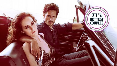 Letty and Javier: 'Good Behavior's Hot Couple Comes Clean