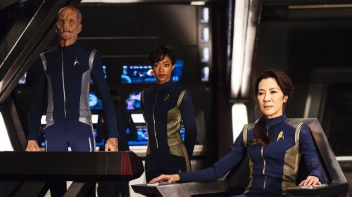 Ask Matt: 'Star Trek' for a Fee, ABC's 'The Mayor,' TV and Vietnam, Emmys and More
