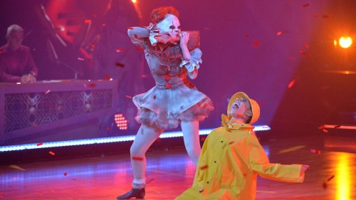 'Dancing With the Stars': A Terrifying Horror Night Narrows Down the Competition (RECAP)