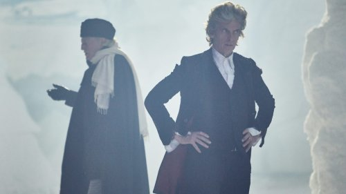 WATCH: First-Look Scene From BBC America's 'Doctor Who' Christmas Special