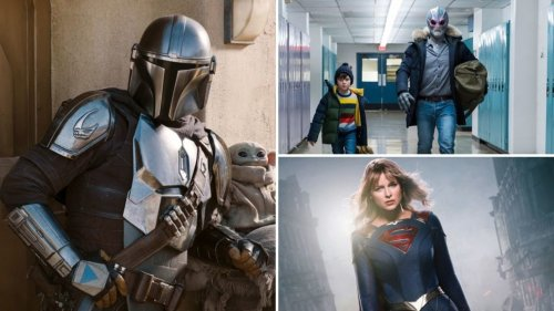 Sci-Fi Fantasy TV's Top Heroes: 'The Mandalorian,' 'Supergirl' More (PHOTOS)