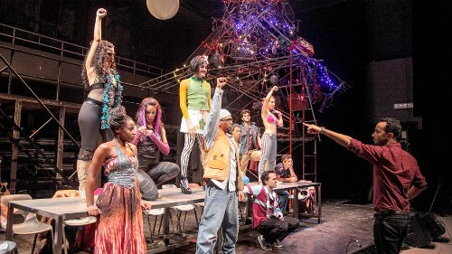 Roush Review: The Theatrical 'Rent' Revolution Heads to Cuba